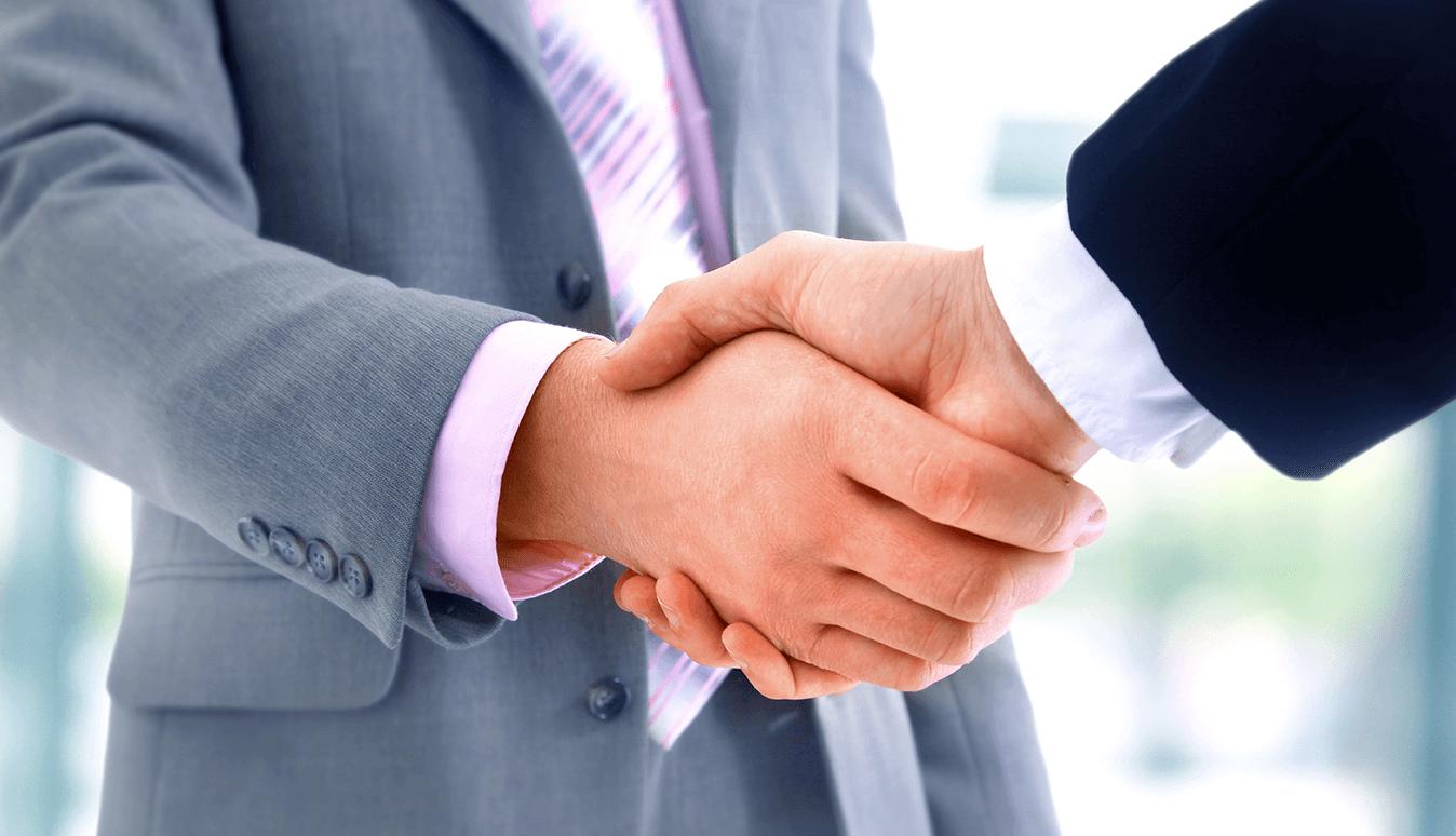Tech business deal